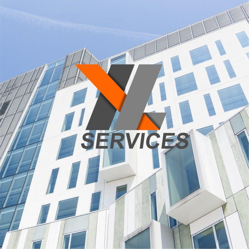 O-ZEN Portfolio weisses Gebäude mit Logo