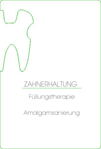 O-ZEN Portfolio Zahnarztpraxis Roetgen Leistung Kard Zahnerhaltung dargestellt durch Karies